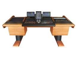 Producer Studio Desk by Studio Desks Sound Construction U0026 Supply