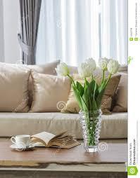 living room sofa home interior decoration stock photo image