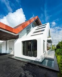 Villa Decoration by Architecture Living Room Singapore Modern Villa By Mercurio