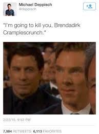 Oscars Meme - brendadirk crlescrunch meme from the oscars 2015 popsugar