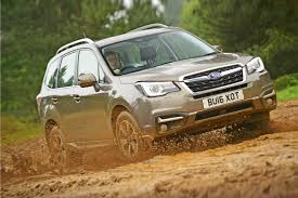 subaru off road car best cars for outdoor pursuits best holiday cars 2017 auto express