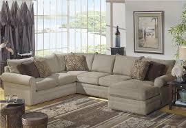 craftmaster sectional sofa howard miller lenny two piece sectional sofa 2 in seafoam features