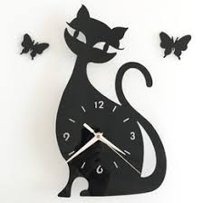 discount antique cat clock 2017 antique cat clock on sale at