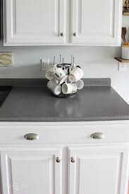 white kitchen cabinets with glass cup pulls install new cabinet pulls the easy way