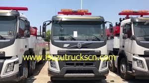 heavy duty volvo trucks 60ton 80ton heavy duty wrecker truck volvo recovery tow trucks