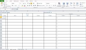 Bookkeeping Spreadsheets For Excel Bookkeeping Template For Small Business Excel Tmp