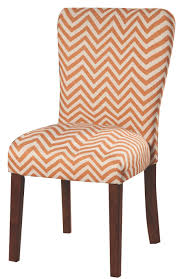 Dining Chair Fabric Orange Fabric Dining Chair Steal A Sofa Furniture Outlet Los