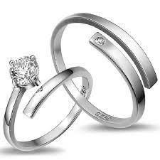 cheap rings com images Js trendy lovers alliance couple rings cheap design wedding ring jpg