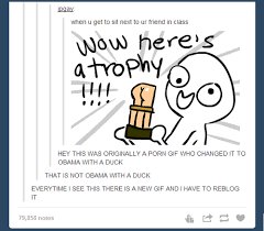 U Win Meme - butt trophy tumblr when u get to sit next to ur friend in class