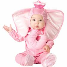 pink elephant infant halloween costume walmart com