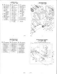 kenmore elite he4 gas dryer parts diagram periodic u0026 diagrams