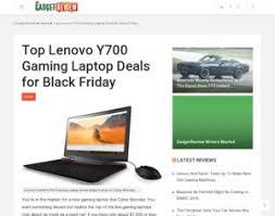 best gaming laptop deals black friday top lenovo y700 gaming laptop deals for black friday lenovo