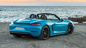green porsche boxster news porsche boxster to return with gt3 flat six