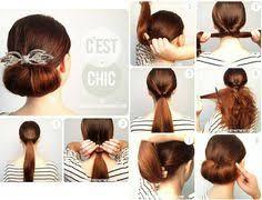 Hochsteckfrisurenen In 5 Minuten by Gezwirbelte Hochsteckfrisuren In 5 Minuten Hair 3