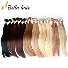 micro ring hair extensions review 10 colors available 6a micro loop hair extensions remy