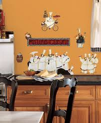 roommates rmk1255scs chefs peel u0026 stick wall decals decorative