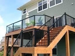 Ideas For Deck Handrail Designs Deck Handrail Designs Fin Soundlab Club