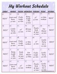 workout program workout lifting plan template program template