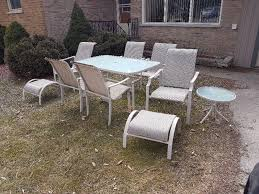 kijiji kitchener furniture patio set with 6 chairs patio garden furniture kitchener