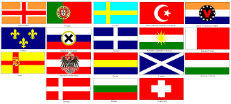 Hollanda Flag Anglo Dutch Empire Page 2 Alternate History Discussion
