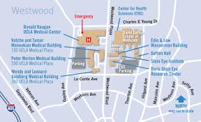 Los Angeles Airport Map by Ucla Medical Plaza Maps And Directions Ucla Health