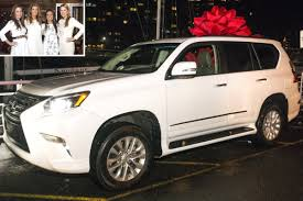 lexus christmas 40 000 a month lexus cars meet the new avon ladies new york post
