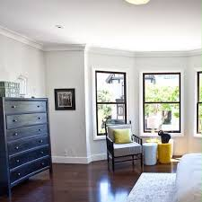 Black Trim Windows Decor What Do You Think Of Painting The Interior Seams Of The Windows