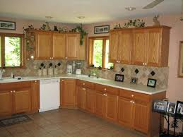Oak Kitchen Cabinets For Sale Kitchens With Oak Cabinets U2013 Subscribed Me