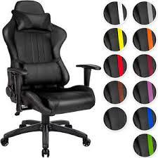 fauteuil de bureau sport racing chaise fauteuil siège de bureau racing sport tissu baquet voiture