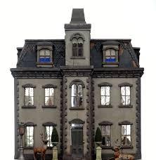 empire house exterior second empire doll house circa 1870 1880 dollhouses