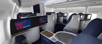 Delta Comfort Plus Seats Taking Off U2014 Inside Delta Take A Peek Inside The New 757 200