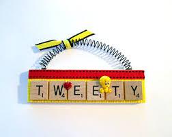 tweety bird ornament etsy