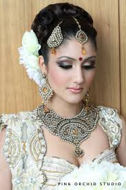 bridal hairstyle pics 341 best bridal makeup images on pinterest make up indian