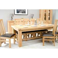 12 Seater Oak Dining Table 14 Seater Dining Table Solid Oak Furniture Grand Dining Table 12