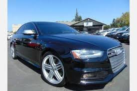 audi s4 mpg 2013 used 2013 audi s4 for sale pricing features edmunds