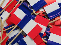 flags and pennants france flag red multi colored free