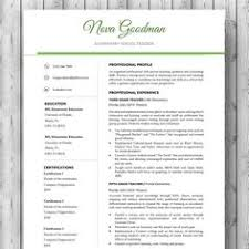resume templates for educators elementary resume exles http www resumecareer info