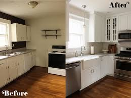 kitchen cabinets makeover low budget l shaped kitchen design ideas
