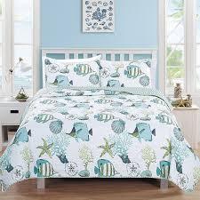 themed duvet cover bed green coastal bedding nautical duvet covers themed