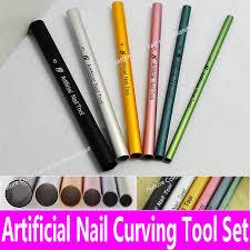 aliexpress com buy 6pcs artificial nail tools nail art tools uv
