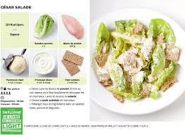 cuisine plus recette césar salade la recette simplissime cuisine notre temps