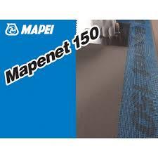 impermeabilizzazione terrazzi mapei rete in fibra di vetro mapenet mapei impermeabilizzanti terrazzi