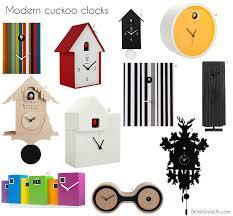 Modern Cuckoo Clock Modern Cuckoo Clocks