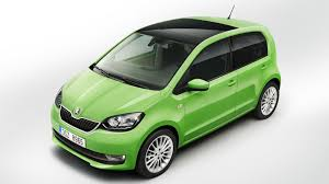 volkswagen green first production skoda ev to be based on citigo