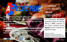thanksgiving offers thanksgiving flyer 2 ac electric