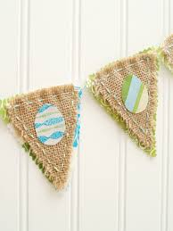 Decorating Easter Eggs With Fabric by Easter Decor Tutorial Diy Burlap U0026 Fabric Bunting