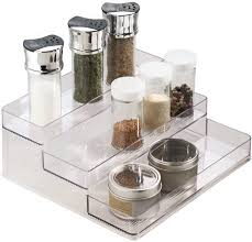 cabinet shelf organizers and storage bins organize it
