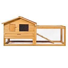 Air Conditioned Rabbit Hutch 62