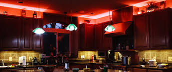 Kitchen Accent Lighting Kitchen Lighting Photo Gallery Bright Leds