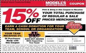 Modells Msf Modell U0027s Discount Coupon The Mahwah Schools Foundation